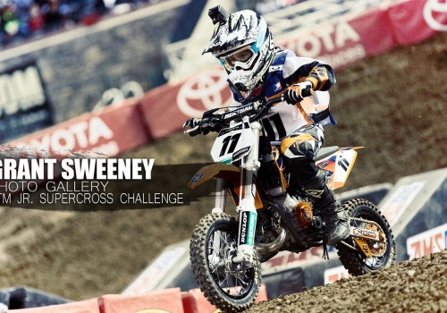 GALLERY: Grant Sweeney KTM Supercross Challenge