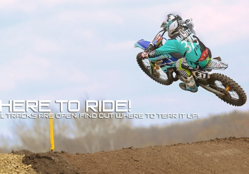 Where to Ride Your Dirt Bike This Weekend: April 24-24